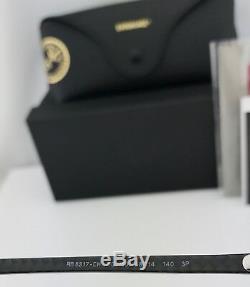 Ray-ban Rb8317ch 003 / 5j Lunettes De Soleil Carbone Miroité Argent Polarisants Chromance 58mm
