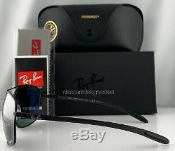 Ray-ban Rb8322ch 002 / Lunettes De Soleil 5l Argent Mirror Polarized Chromance Carbon 62mm