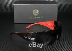 Versace Ve2054 100187 Gris 41 MM Gunmetal Lunettes De Soleil Femme
