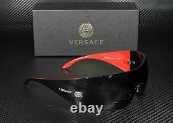 Versace Ve2054 100187 Gunmetal Gray 41 MM Lunettes De Soleil Femme